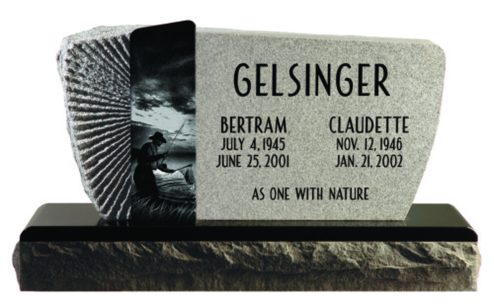 """Gelsinger"" - Model#C68"