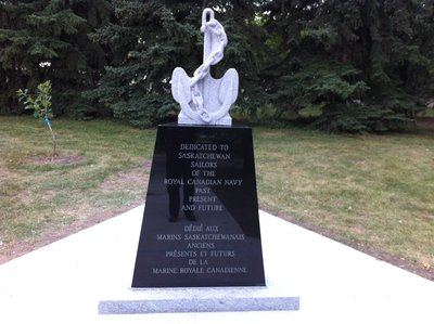 Royal Canadian Navy Monument